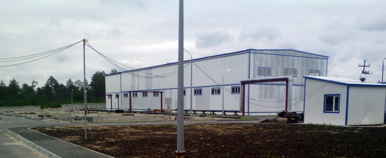 Блочно-модульные станции очистки природных вод серии «БиоКомплект»