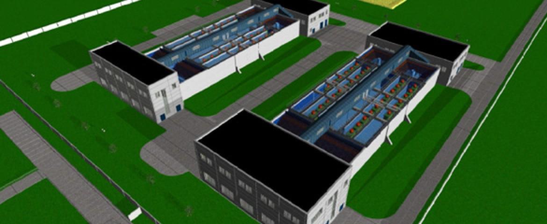 Проектирование очистных сооружений с разработкой документации