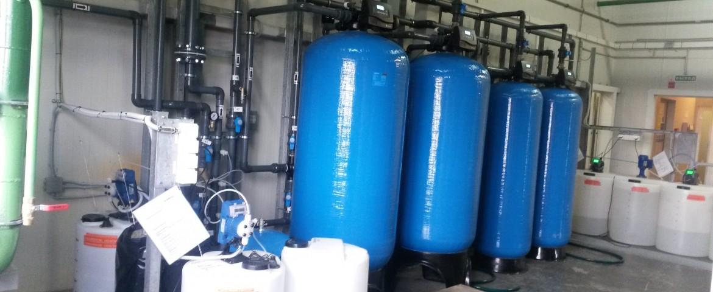 Водопроводные очистные сооружения