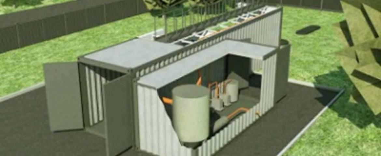 Локальные очистные сооружения поверхностных сточных вод серии «Биокомплект»