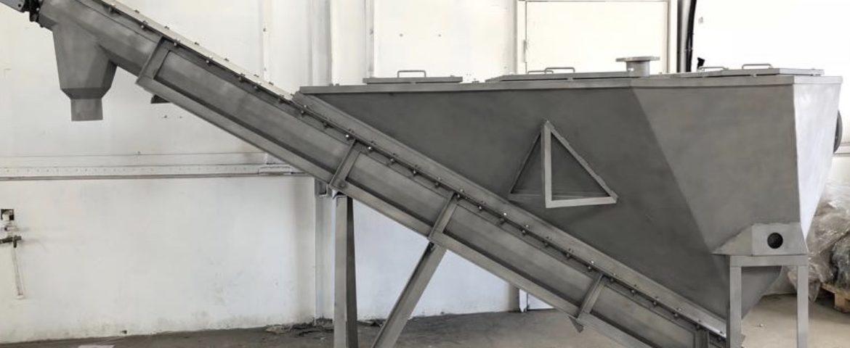 Сепаратор песка СП-60