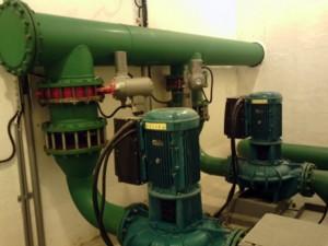Пуско-наладка очистных сооружений водопровода