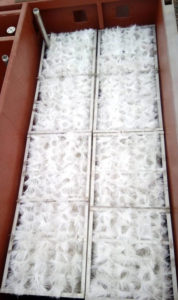 Кассеты с ершовой загрузкой (биореакторы)