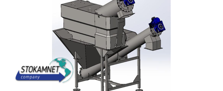 Комбинированная установка механической очистки сточных вод «КУМ»